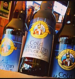 Highland Brewing Company 'Cold Mountain' 22oz