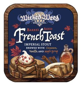 Wicked Weed 'Barrel Aged French Toast' Imperial Stout 375ml