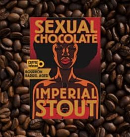 Foothills Brewing 'Coffee Infused Barrel Aged Sexual Chocolate 2018' 32oz Growler