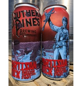 Southern Pines 'Partisan Rock' Russian Imperial Stout 16oz (Can)