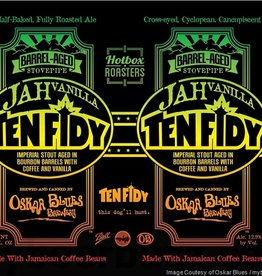 Oskar Blues 'Jahvanilla Ten Fidy' 32oz Growler