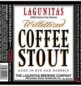 Lagunitas 'Willettized' Coffee Stout 22oz