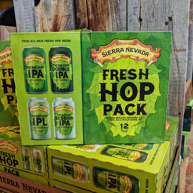 Sierra Nevada 'Fresh Hop' Pack (Box of 12)