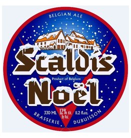 Dubuisson 'Scaldis Noël' Belgian Ale 330ml
