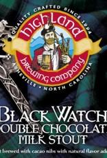 Highland Brewing Company 'Black Watch' Double Chocolate Milk Stout 12oz Sgl