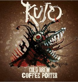 Flying Dog 'Kujo' Cold Brew Coffee Porter 12oz Sgl