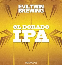 Evil Twin Brewing 'Øl Dorado' 16oz (Can)