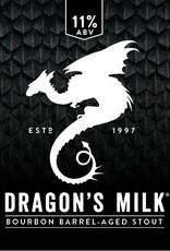 New Holland 'Dragon's Milk' Bourbon Barrel-aged Stout 12oz