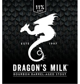 New Holland 'Dragon's Milk' Bourbon Barrel-aged Stout 12oz