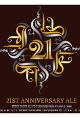 Ommegang Ommegang '21st Anniversary Saison' 750ml