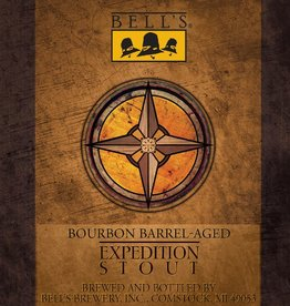 Bell's Brewery 'Bourbon Barrel Aged Expedition Stout' 12oz Sgl