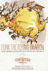 Haw River Farmhouse Ales 'Funk the Flying Dragon' Tart Saison 500ml