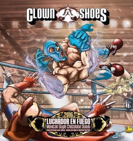 Clown Shoes 'Luchador en Fuego' Mexican Chocolate Style Imperial Stout 22oz