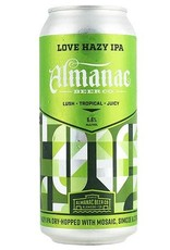 Almanac 'Love' Hazy IPA 16oz (Can)