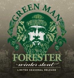 Green Man Brewery Green Man 'Forester' Winter Ale 12oz Sgl