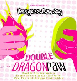 Hourglass 'Double Dragon Paw' Imperial Berliner Weisse 22oz
