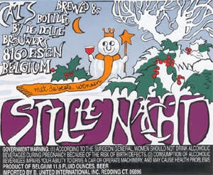 De Dolle 'Stille Nacht' 330ml