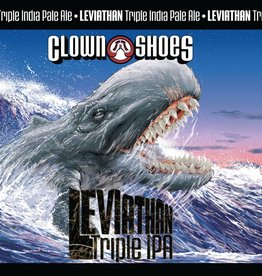 Clown Shoes 'Leviathan' Triple IPA 16oz (Can)