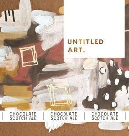 Untitled Art 'Chocolate Scotch' 12oz (Can)