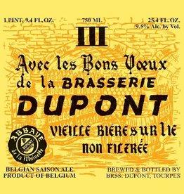 Dupont 'Avec Les Bons Voeux' 750ml