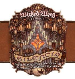 Wicked Weed 'Silencio' Barrel-aged Sour Ale 500ml