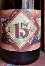 Sideways Farm & Brewery 'Roselle' Saison 750ml