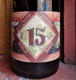 Sideways Farm & Brewery 'Roselle' Saison 750ml