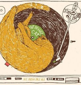 Fat Orange Cat 'Severe Tire Damage' New England IPA 16oz (Can)