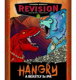 Revision 'Hangry' Triple IPA 22oz
