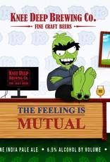 Knee Deep 'Feeling is Mutual' Tangerine IPA 12oz Sgl