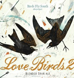 Birds Fly South Ale Project 'Love.Birds.2' 500ml