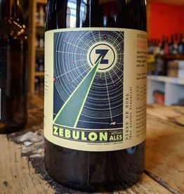 Zebulon Artisan Ales 'Biere de Noel' Barrel-aged Dark Strong Ale 750ml