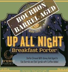 Triple C 'Bourbon Barrel Aged Up All Night'  Breakfast Porter 22oz