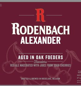 Rodenbach 'Alexander' Sour Red Ale w/ Cherries 330ml