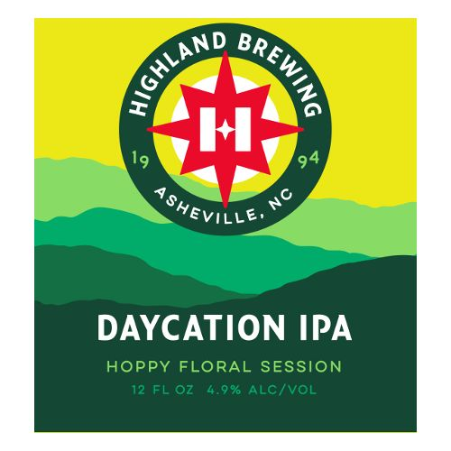 Highland 'Daycation' Session IPA 12oz Sgl