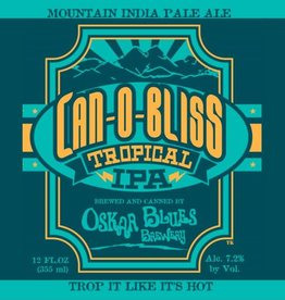 Oskar Blues 'Can-o-Bliss' Tropical IPA 12oz (Can)