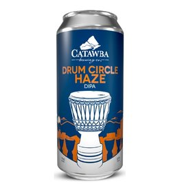 Catawba 'Drum Circle Haze' DIPA 16oz (Can)