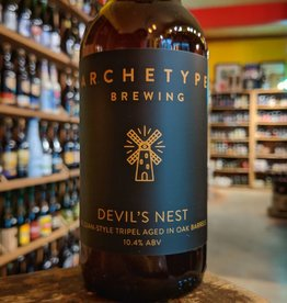 Archetype 'Devils Nest' Belgian Tripel 375ml