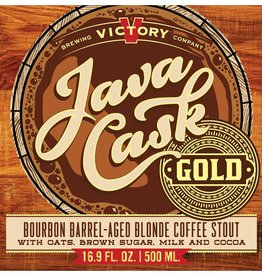 Victory 'Java Cask Gold' Barrel-aged Blonde Coffee Stout 500ml