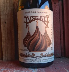 Pisgah Brewing Co. 'Chocolatized' Russian Imperial Stout 500ml
