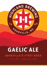 Highland 'Gaelic' Ale 12oz Sgl