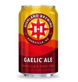 Highland 'Gaelic' Ale 12oz (Can)