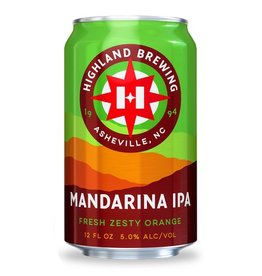 Highland 'Mandarina' IPA 12oz (Can)