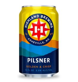 Highland 'Pilsner' 12oz (Can)