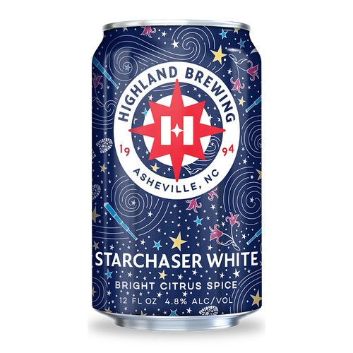 Highland 'Starchaser White' 12oz (Can)