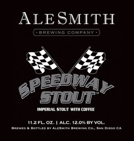 Alesmith 'Speedway Stout' Imperial Stout w/ Coffee 330ml