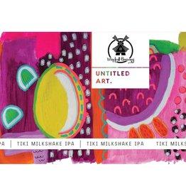 Untitled Art 'Tiki Milkshake IPA' 16oz (Can)
