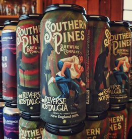 Southern Pines 'Reverse Nostalgia' New England DIPA 16oz (Can)