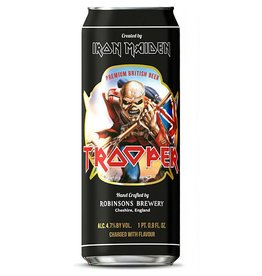 Robinsons Family x Iron Maiden 'Trooper' 16oz (Can)