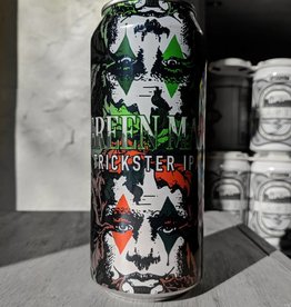 Green Man Brewery 'Trickster' IPA 16oz (Can)